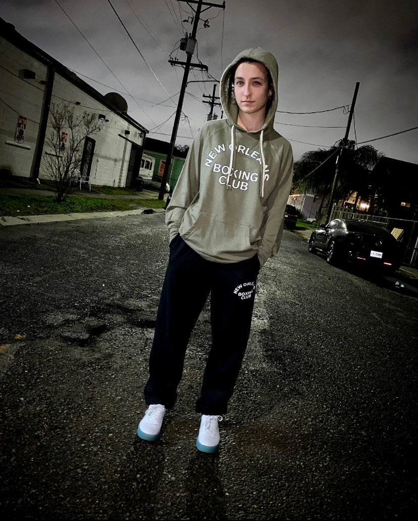 Image of N. Dupre Hooded Pullover
