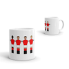 FLAT BACK 4 MUG - NOTTINGHAM FOREST
