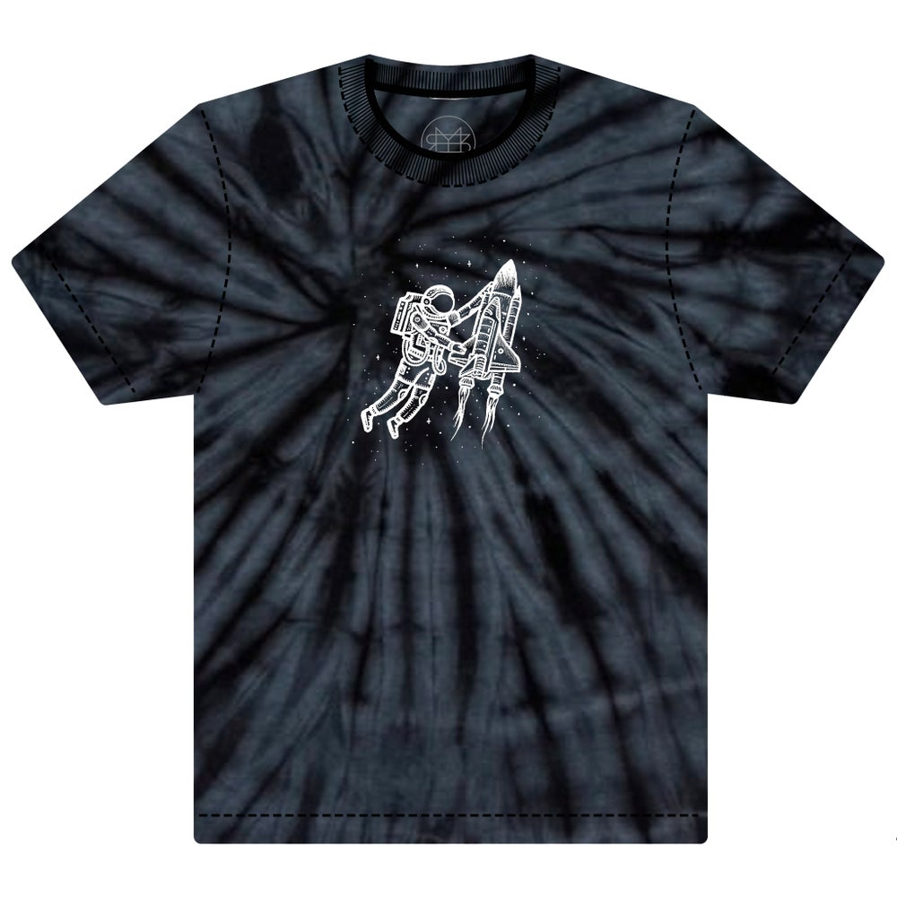 Image of ENTANGLEMENT TSHIRT