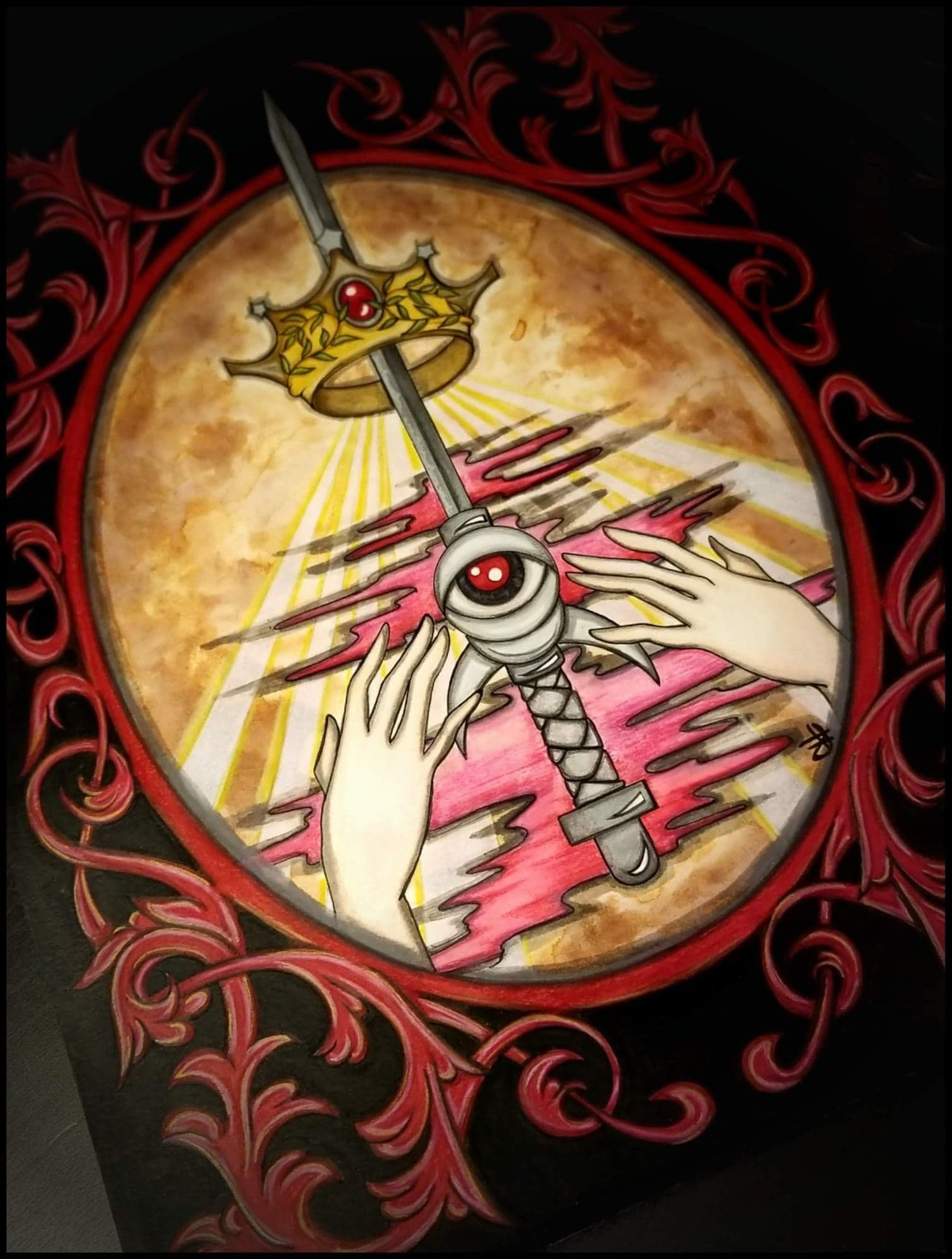Image of Sword Of Clarity Original