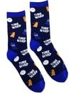 Doctor Who Parody Socks