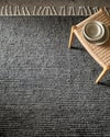 ARMADILLO AND CO MALAWI RUG - GRAPHITE