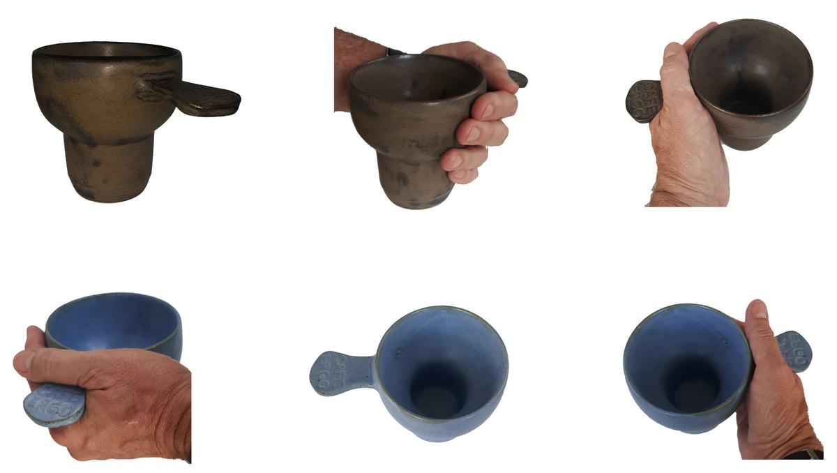 Ambi Grip - Stoneware Cups