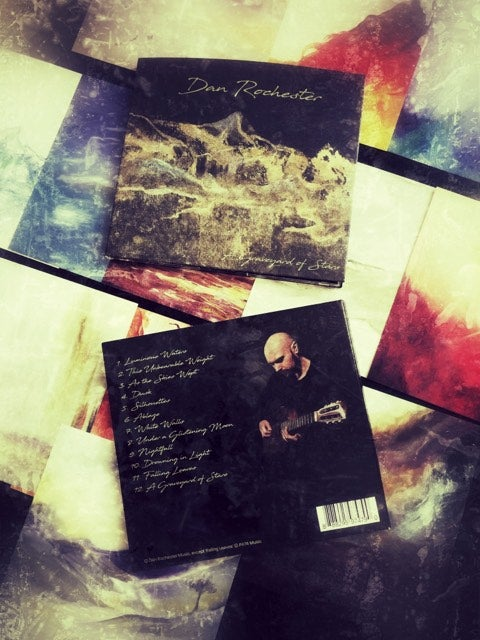 Image of A Graveyard of Stars CD