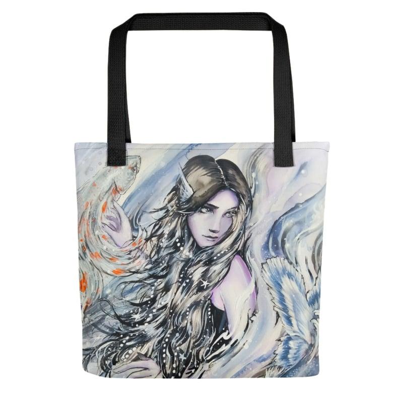 """Image of """"Oceanic"""" Tote Bag"""