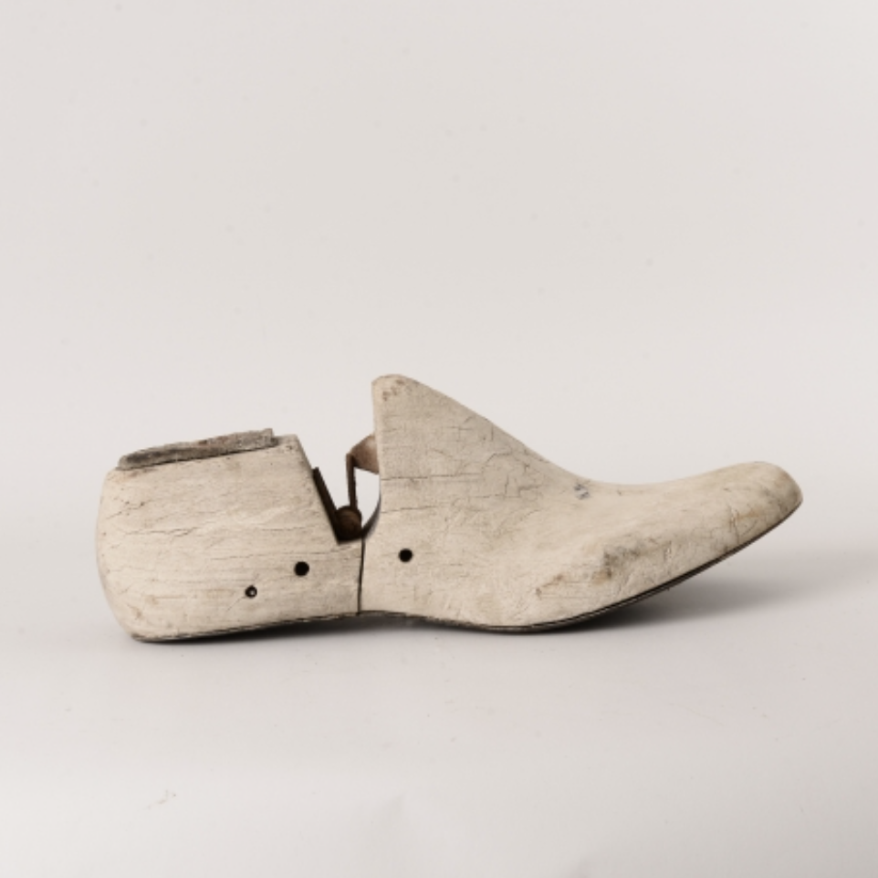 Image of Bleached Shoe Lasts