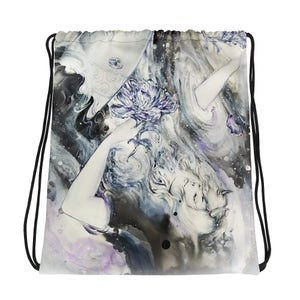 "Image of ""Resurrection"" Drawstring Bag"