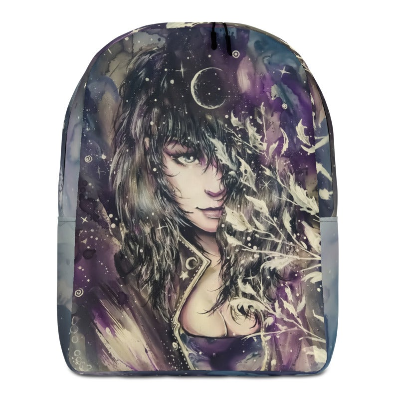 """Image of """"Nocturnal"""" Minimalist Backpack"""