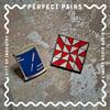 Perfect Pairs • Thread Bobbin + Quilt Block
