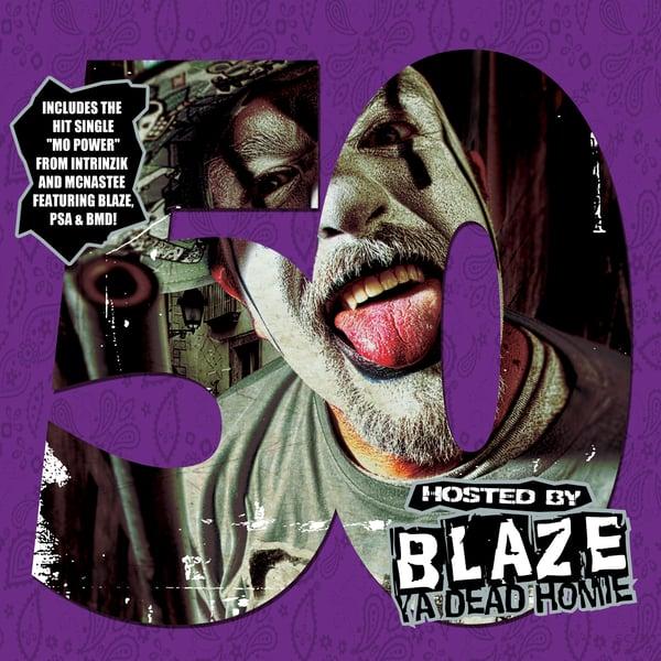 Image of UGH50 Hosted By Blaze Ya Dead Homie (Purple Version) [Pre-Order]