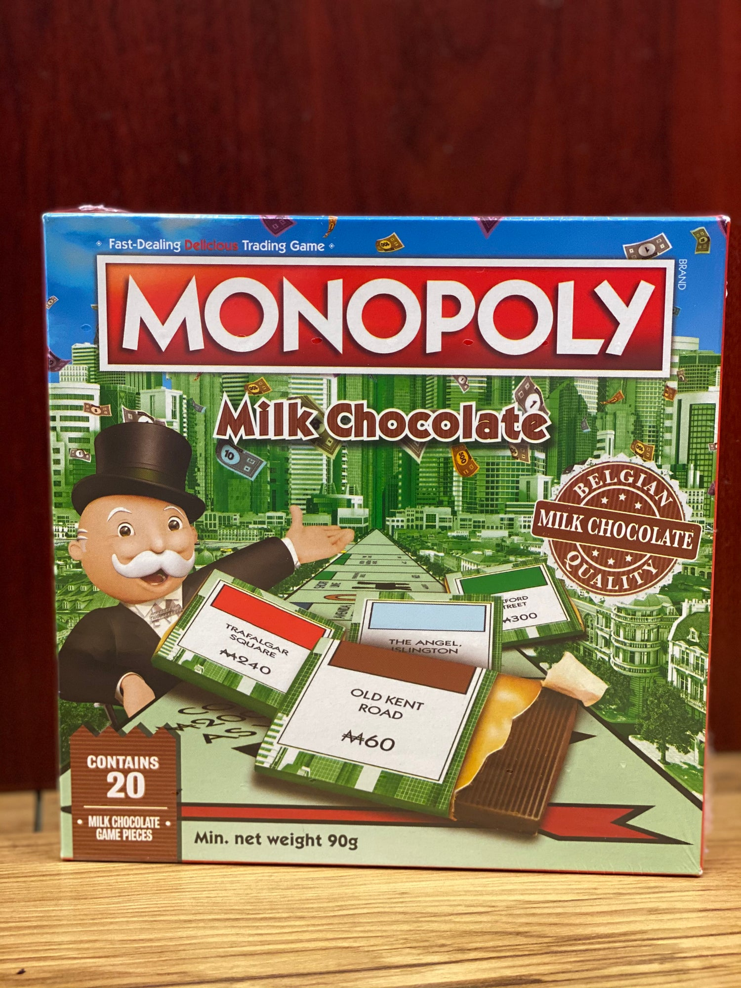 Image of Monopoly Gamesformation Chocolate Games