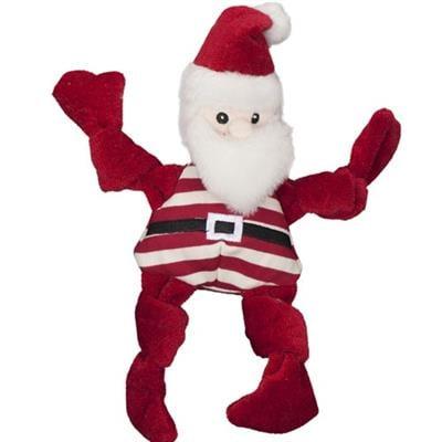 Candy Striped Santa Knottie - Hugglehounds