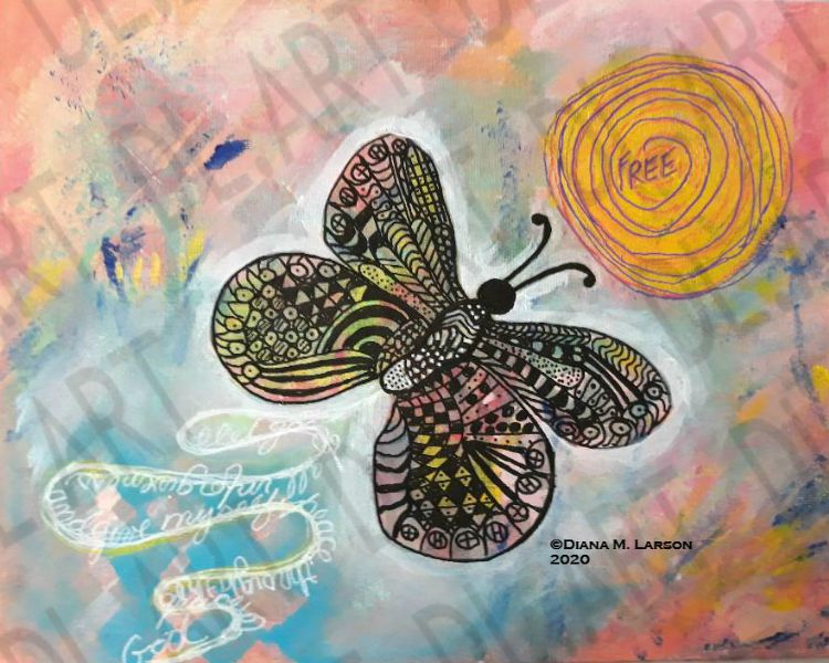 Image of Butterfly-Free
