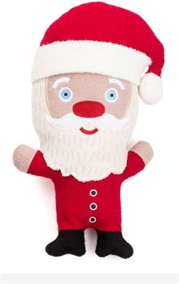 Santa - Dog Toy