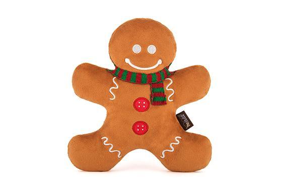 gingerbread Man - P.L.A.Y