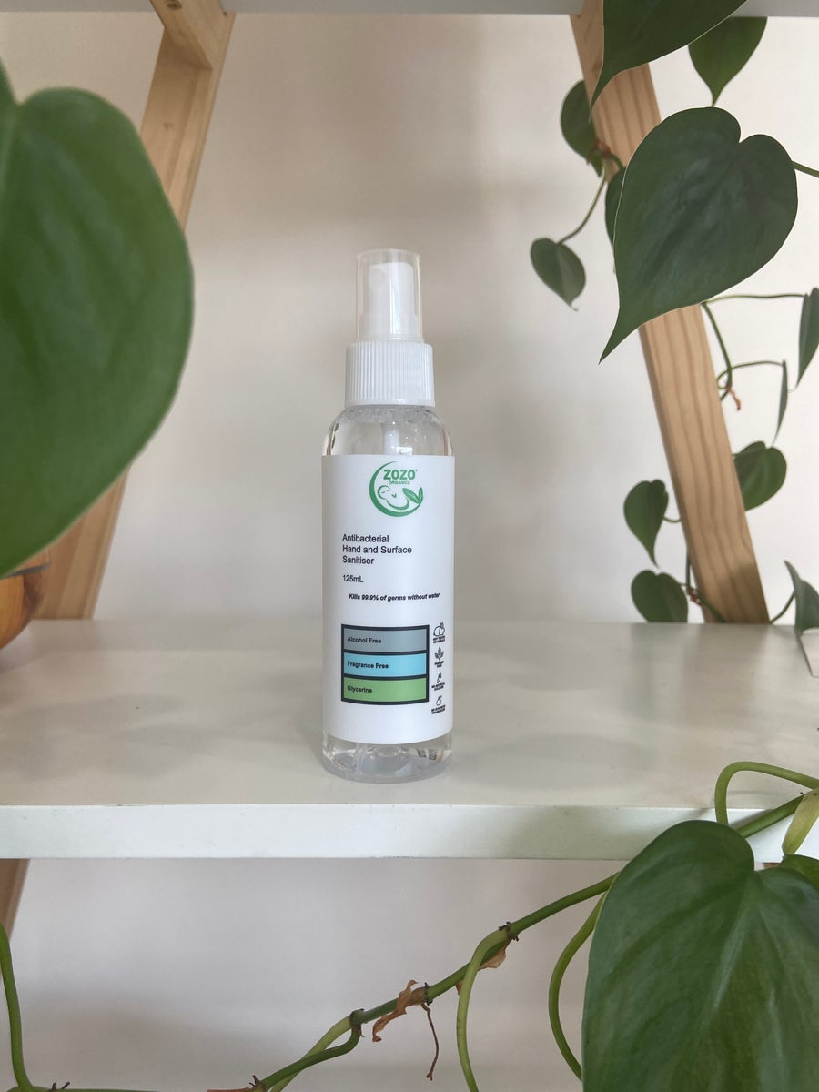 Image of Antibacterial Hand and Surface Sanitiser