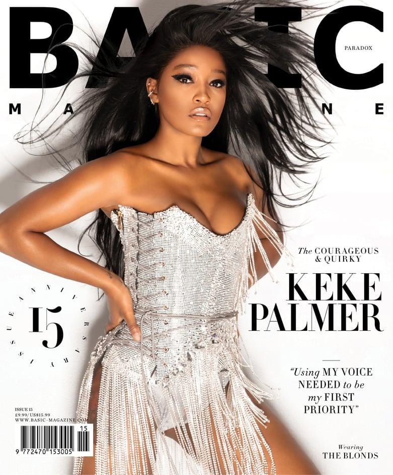 Image of BASIC  Keke Palmer Cover || PARADOX  Issue 15