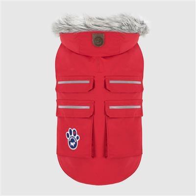 Everest Explorer Vest red - Canada Pooch
