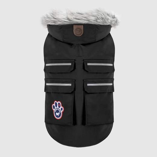 Everest Explorer Vest black - Canada Pooch