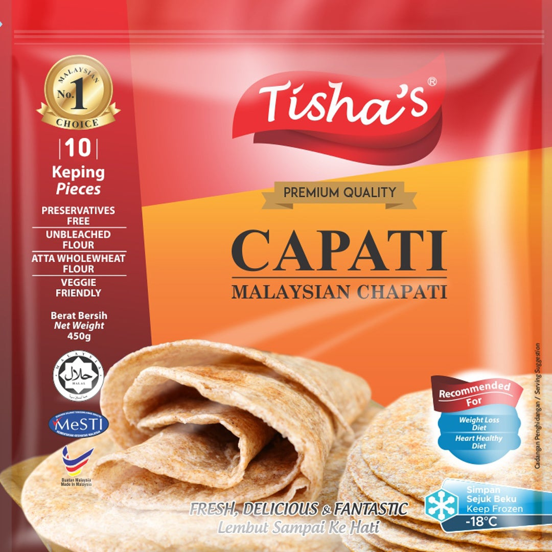 Image of Tisha's Chapati (NEW!)