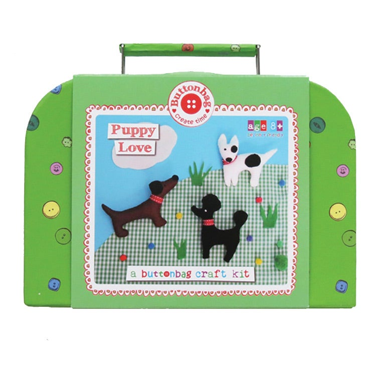 Image of Puppy Love Sewing Kit
