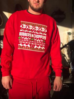 Image of BNC xmas sweater