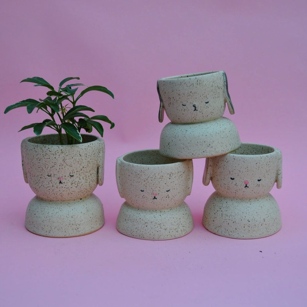 Image of Small Tokki Town Planters