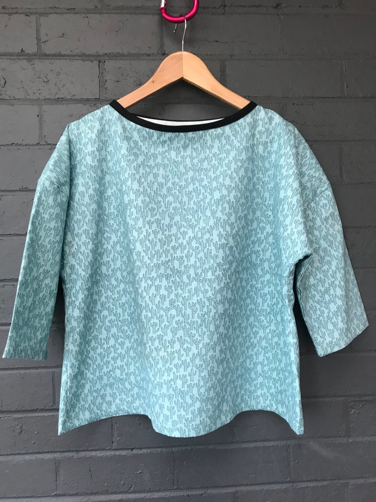 Image of KylieJane swing top-tiny cacti