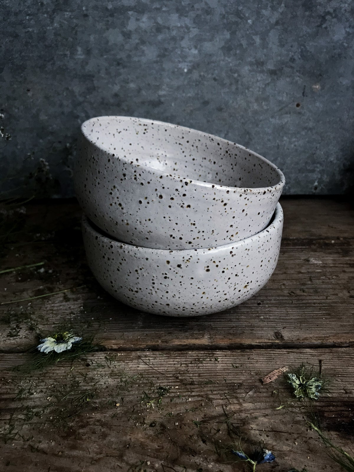 Image of Breakfast bowl set #3