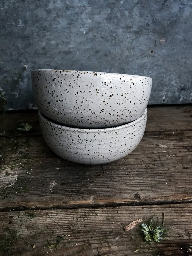 Image of Breakfast bowl set #2