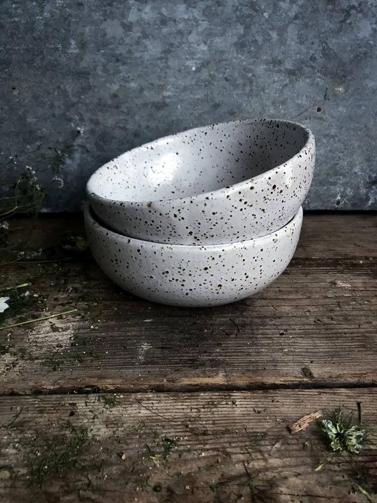Image of Breakfast bowl set #1