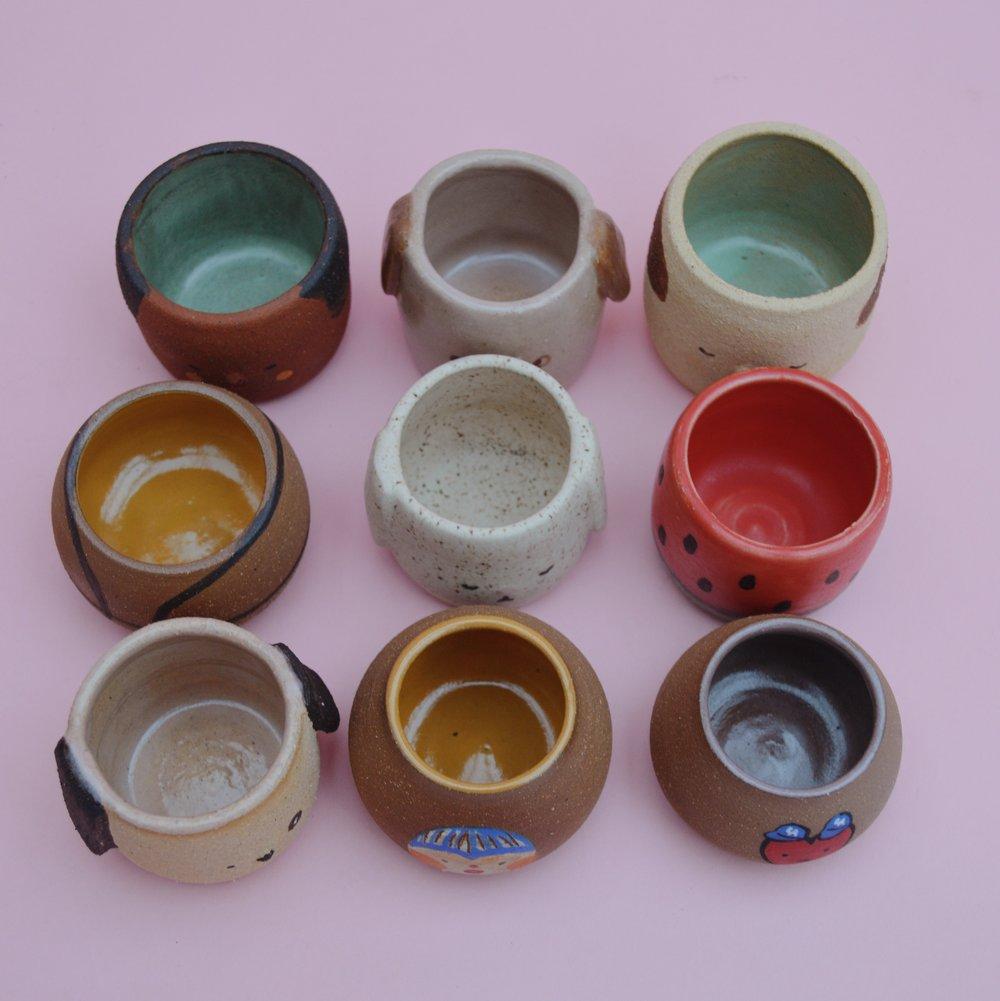 Image of Shotglasses