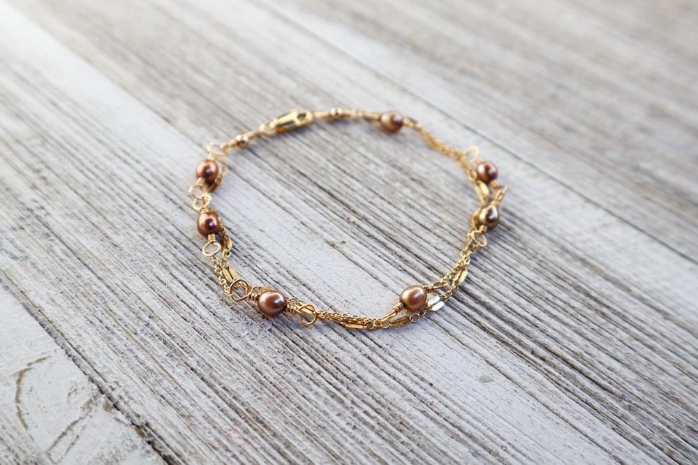 Image of Vante Pearl Bracelet