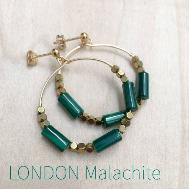 Image of LONDON malachite