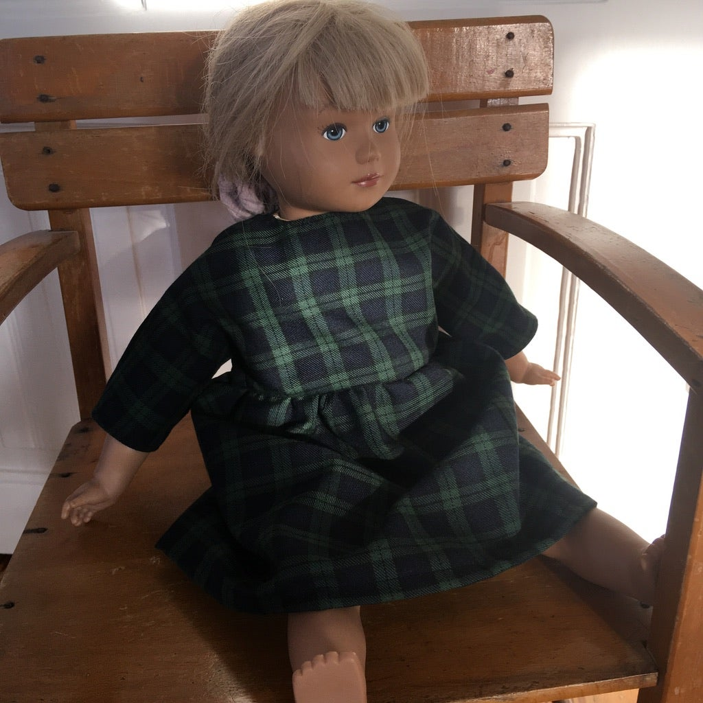 Rosa Dress-dolls version