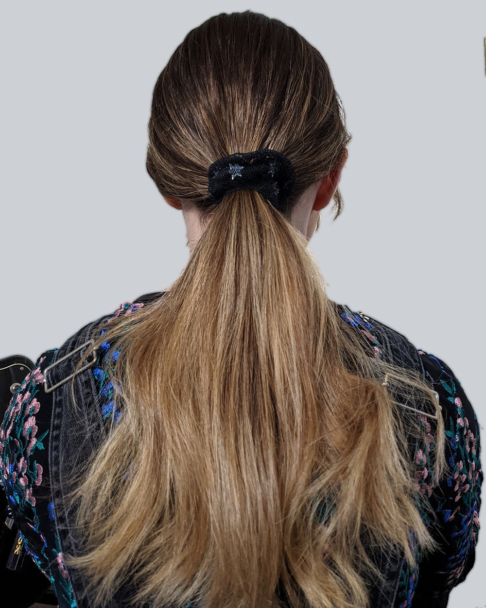 Image of Sequin Mesh Hair Scrunchies