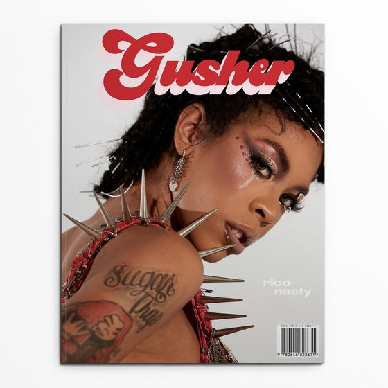Image of Gusher Issue 4
