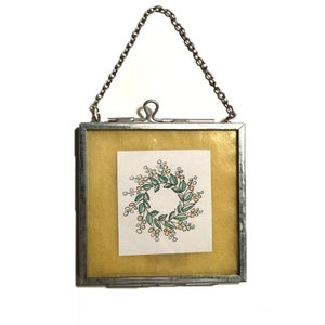 Image of Watercolor Ornament