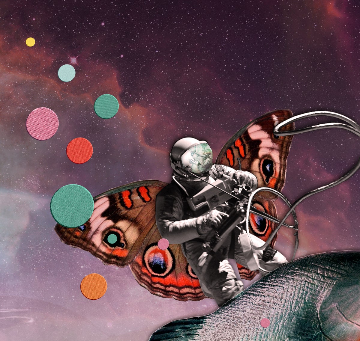 Butterfly in Reverse  // LIMITED EDITION PRINT