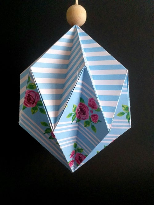 Image of Origami - Papperskulor