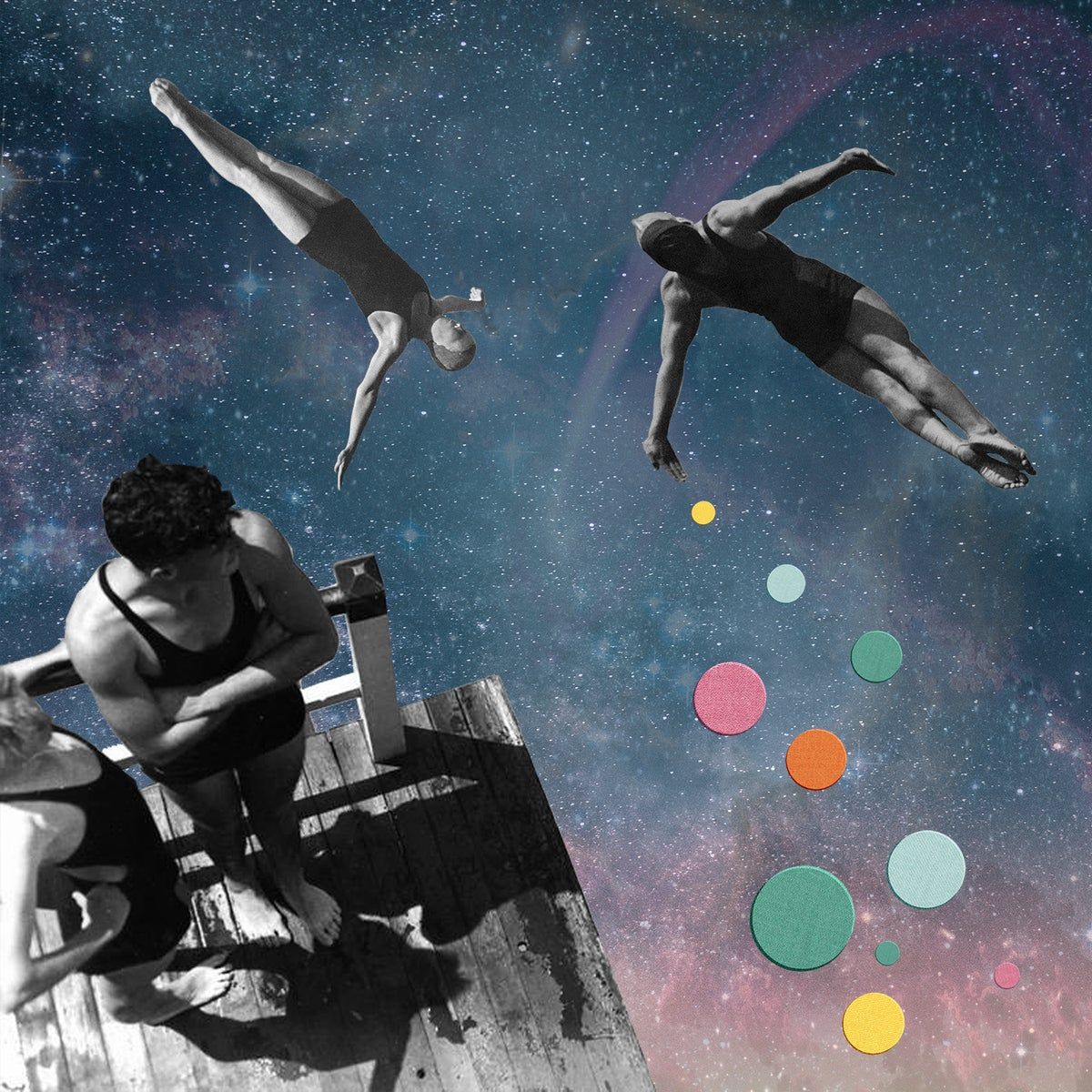 Divers // LIMITED EDITION PRINT