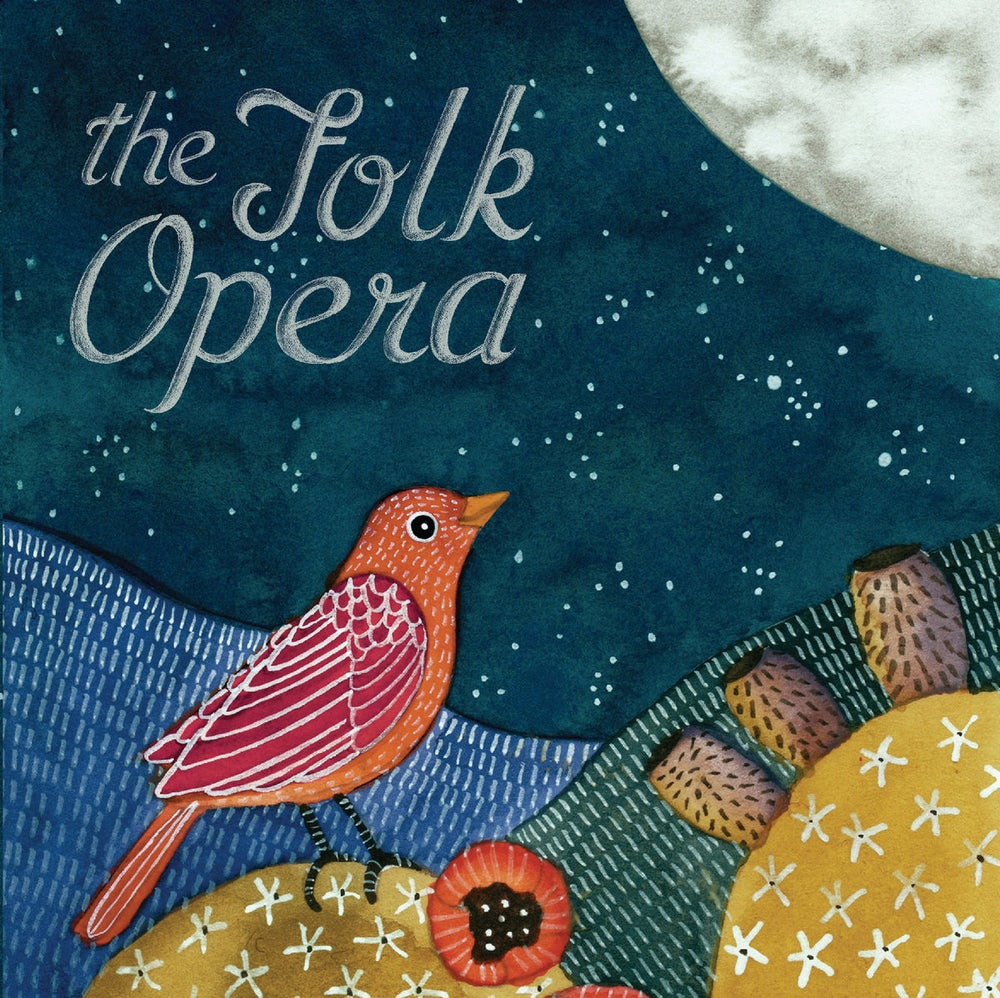 Image of The Folk Opera Vinyl (2010)