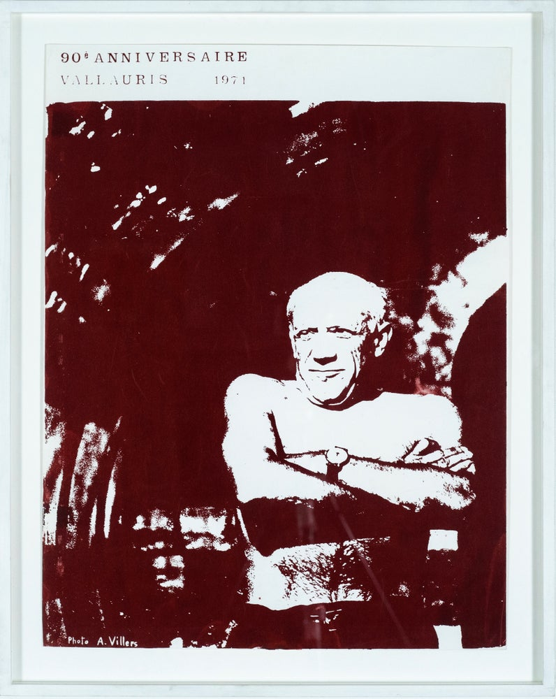 Image of andre villers /  21/206 (pablo picasso)