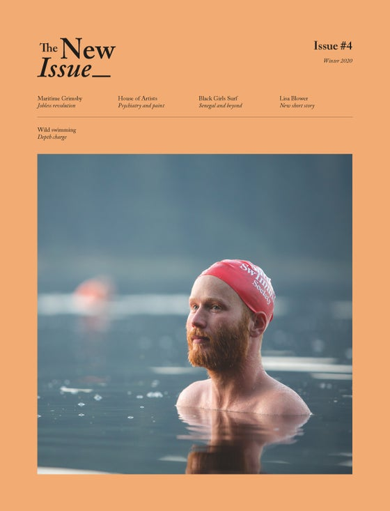 Image of The New Issue: Issue 4