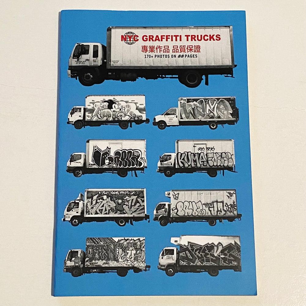 Image of NYC Graffiti Trucks