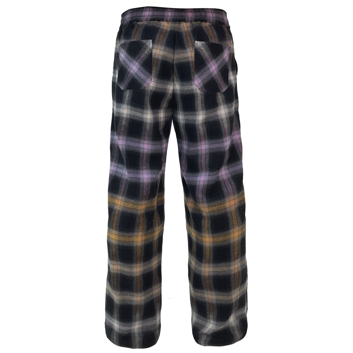 Image of Before Dark Relax Fit Check Pants