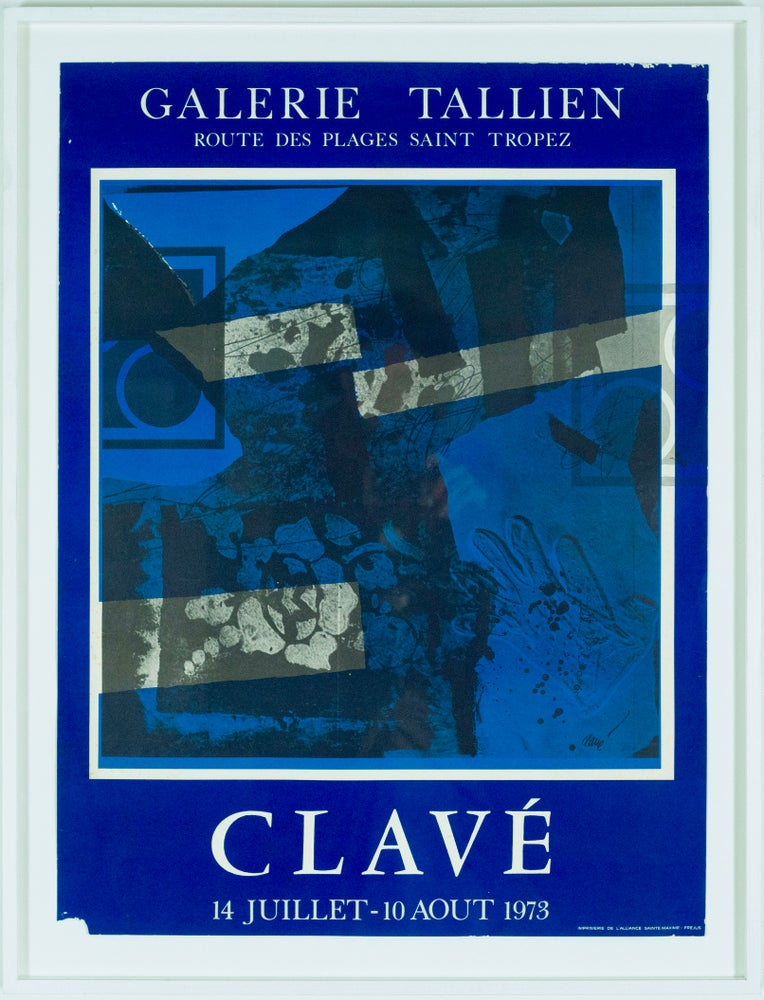 Image of poster / clave