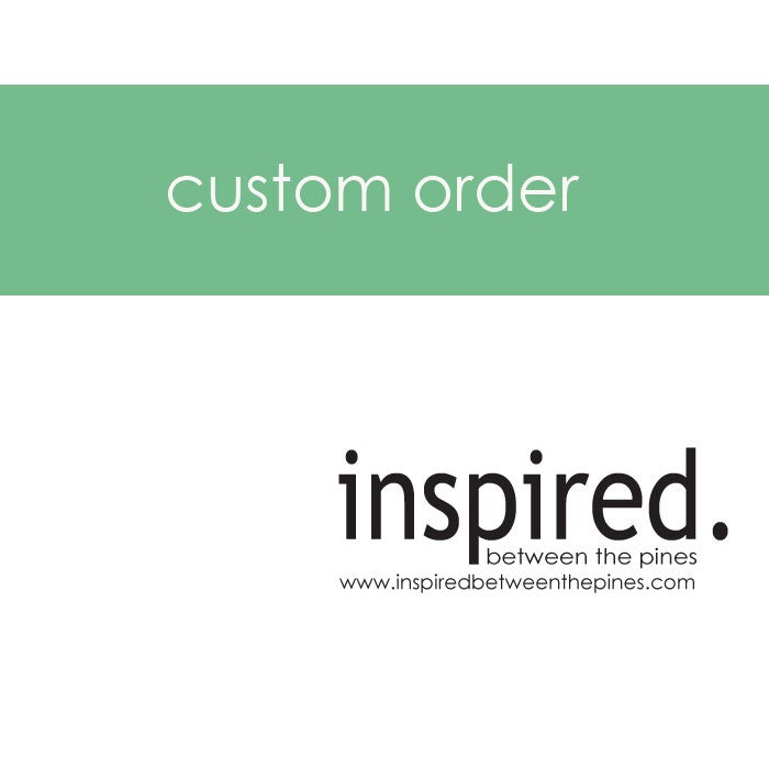 Image of Custom order Dawn