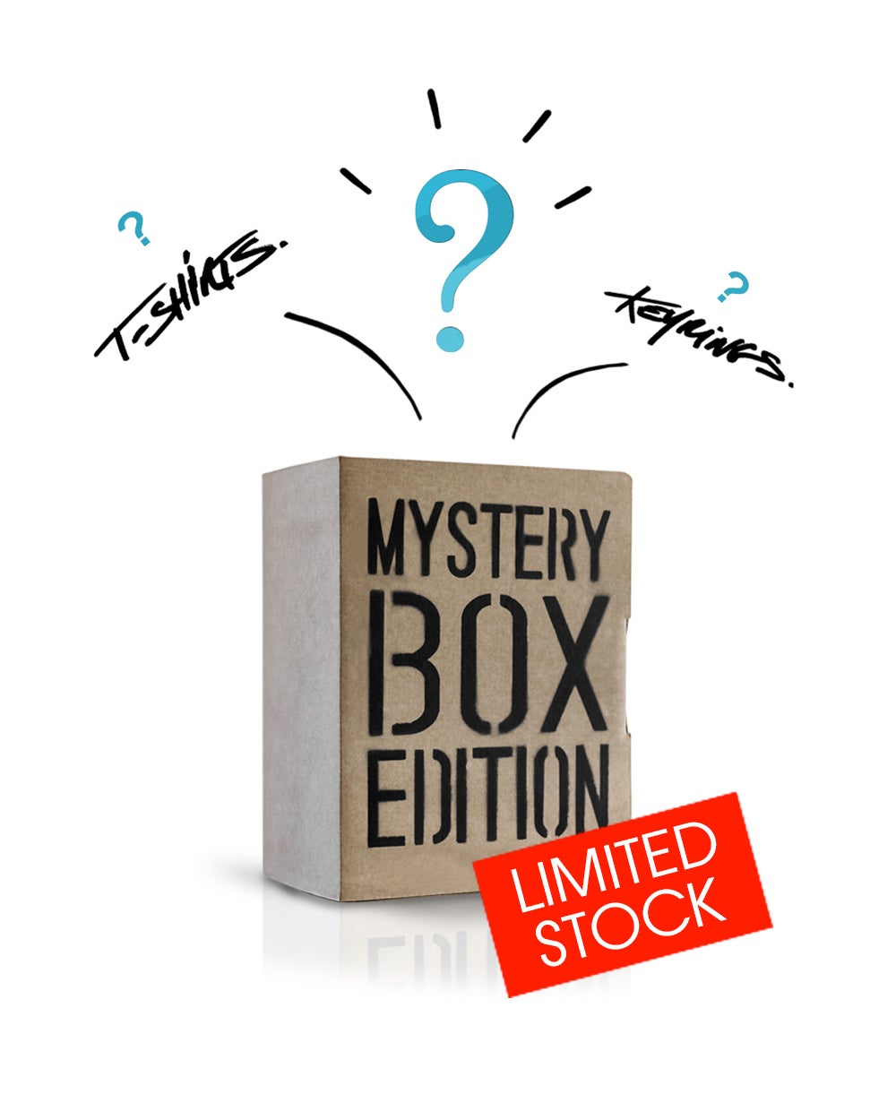 Image of MYSTERY BOX - THE GUARDIAN®