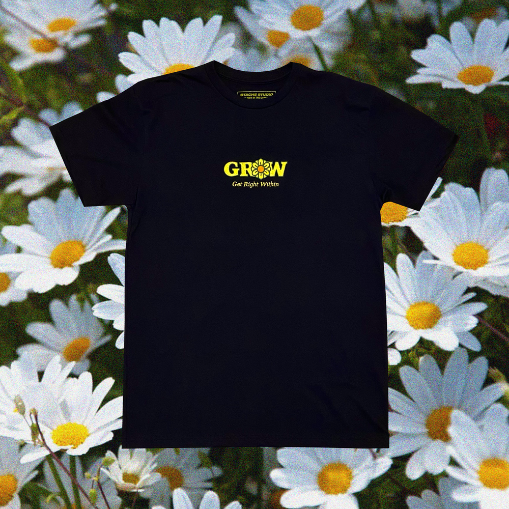 Image of GROW t-shirt